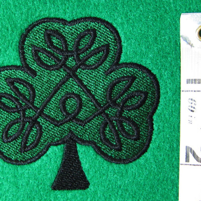 Celtic Shamrock 5