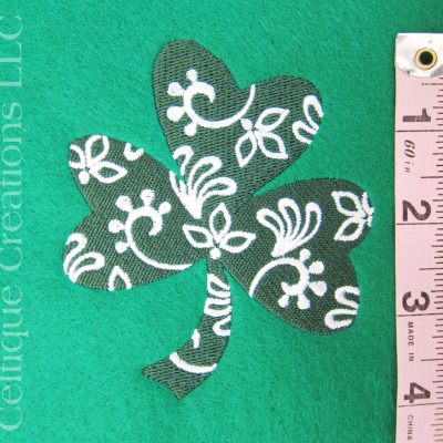 Shamrock Filigree