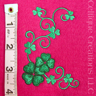 Shamrock Spray Small 2