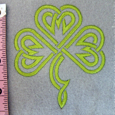 Celtic Shamrock 3