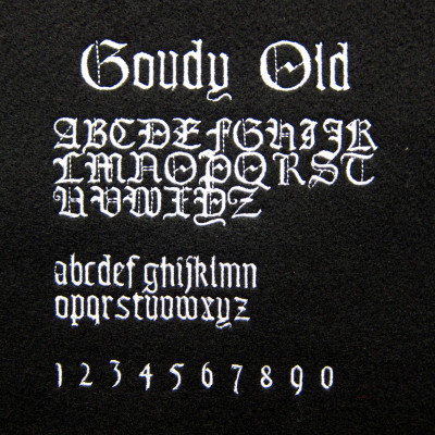 Goudy Old