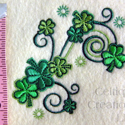 Shamrock Spray Small